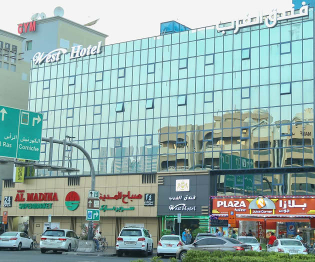 West Hotel 1