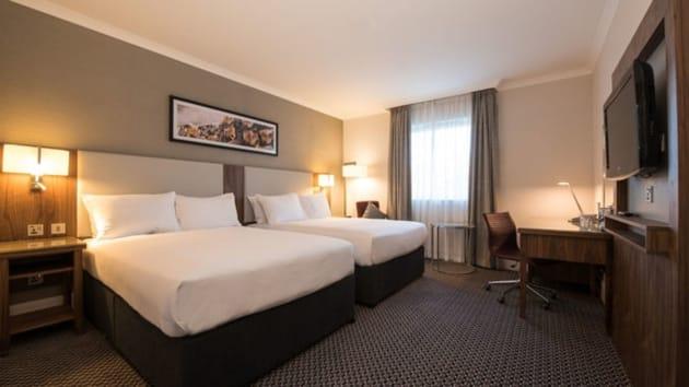 Doubletree By Hilton Hotel Edinburgh Airport Hotel Kirkliston From