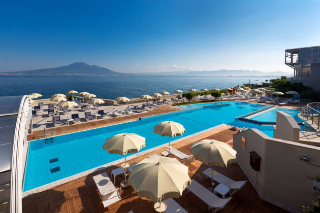 Hotel Towers Hotel Stabiae Sorrento Coast 1