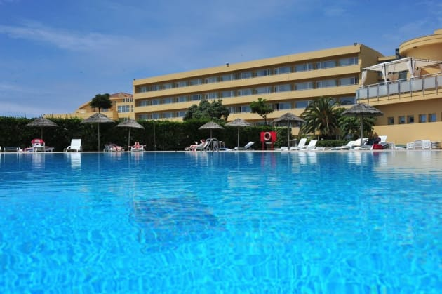 Axis Ofir Beach Resort Hotel 1