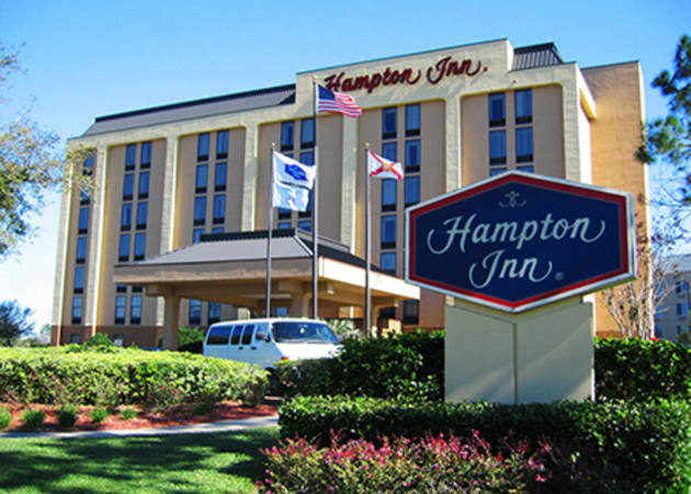 Hampton Inn Orlando-International Airport Hotel 1