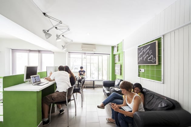 Albergue Madrid Motion Hostels thumb-4