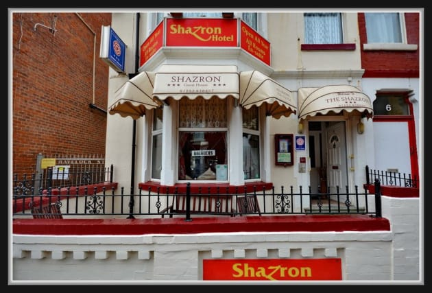 Hotel Shazron Guest House 1