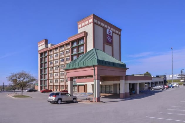 Best Western Plus Kelly Inn Hotel 1