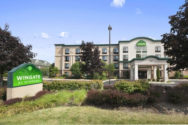 Hotel Wingate by Wyndham Schaumburg / Convention Center 1