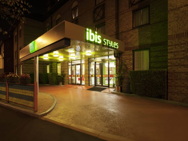 Hôtel ibis Styles London Walthamstow 1