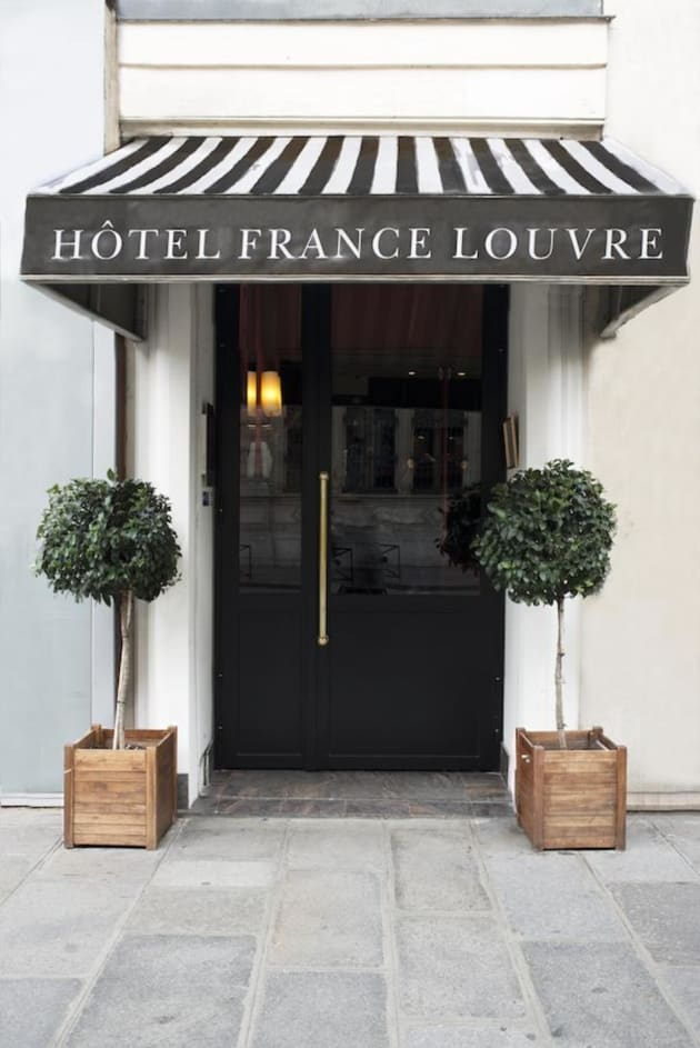 Hotel France Louvre 1