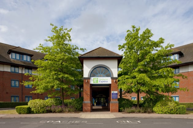 Holiday Inn Express BIRMINGHAM NEC Hotel 1