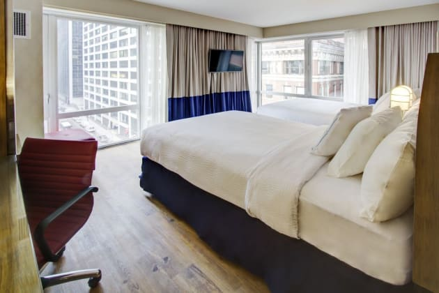 Hotel Fairfield Inn New York Manhattan/Financial District thumb-3