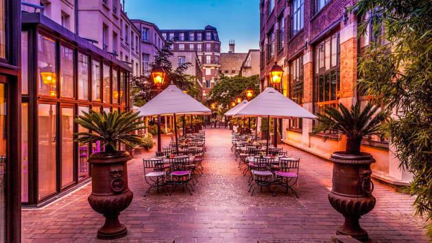 Theatre Marais Hotel De Ville