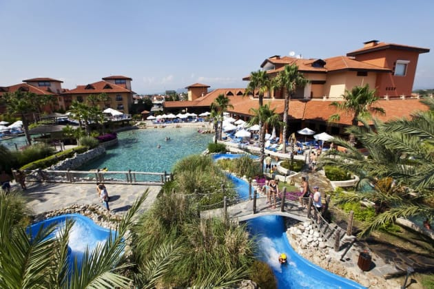 Hotel Club Grand Aqua - All Inclusive 1