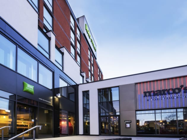 Ibis styles leeds city centre arena hotel leeds from 47 ibis styles leeds city centre arena hotel 1 reheart Image collections