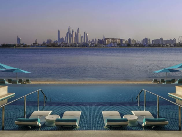 The Retreat Palm Dubai - MGallery by Sofitel Hotel 1