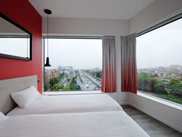 Hipark By Adagio Paris La Villette Hotel  Paris  From  U00a369