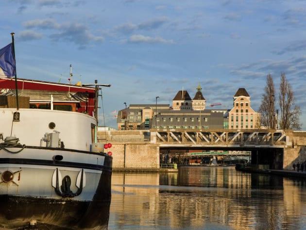 H U00f4tel Hipark By Adagio Paris La Villette  Paris   U00e0 Partir
