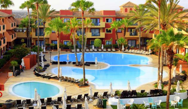 Barcelo Fuerteventura Thalasso Spa - Caleta De Fuste ... |Hotel Corralejo Fuerteventura