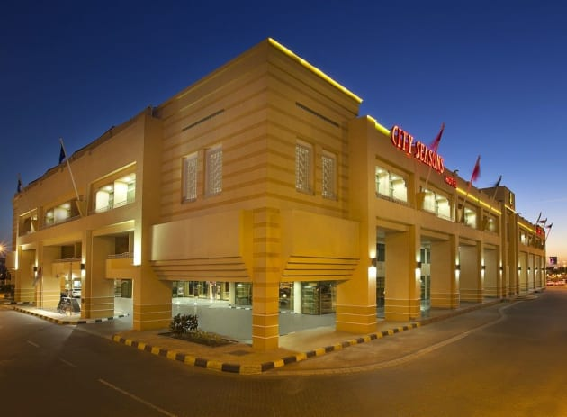 City Seasons Hotel Al Ain Hotel 1