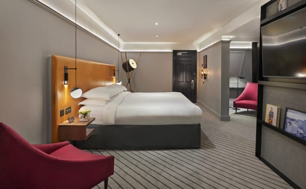 Andaz London Liverpool Street Hotel London From 186 Lastminute Com