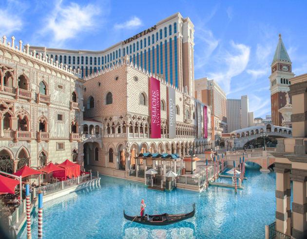 Meilleurs hôtels pour se brancher à Las Vegas
