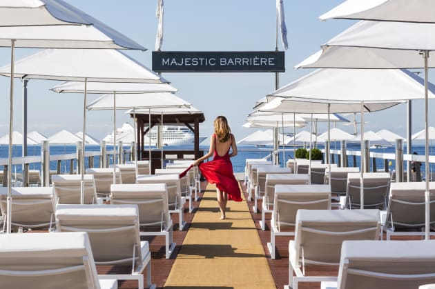Hotel Barriere Le Majestic Cannes 1