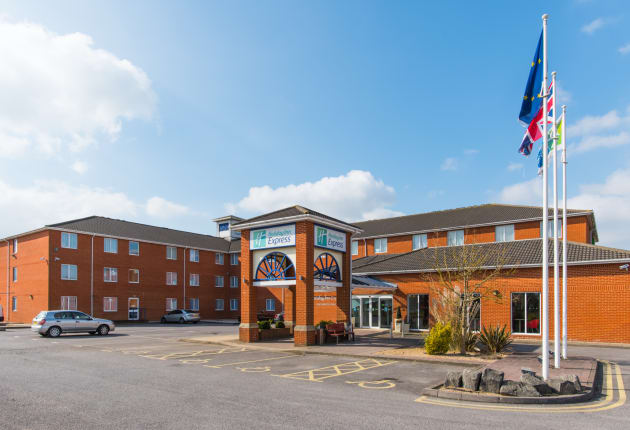 Holiday Inn Express SOUTHAMPTON - WEST Hotel 1
