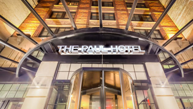 Hotel The Paul, an Ascend Hotel Collection Member 1