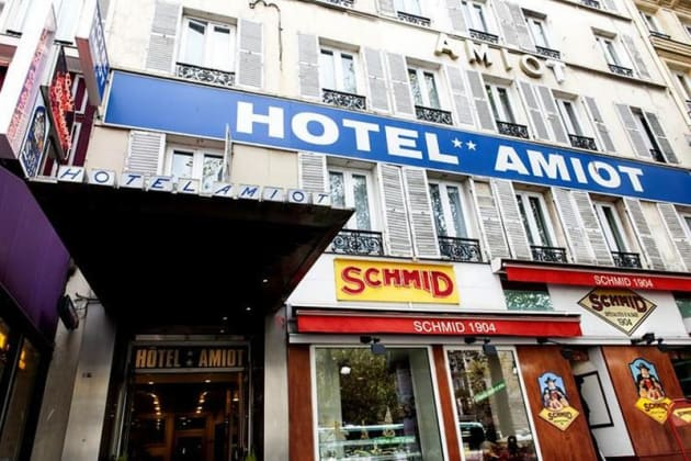 Hotel Amiot 1