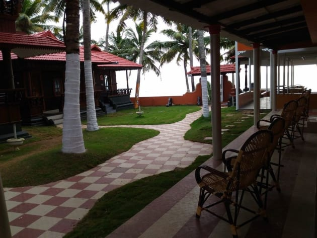 Black Beach Resort Hotel 1