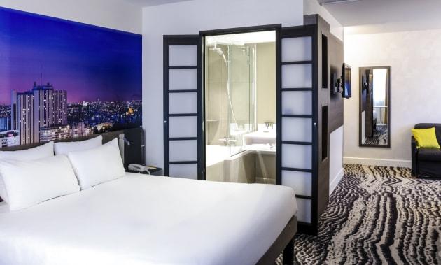 Hotel novotel paris 14 porte d 39 orl ans par s desde 103 rumbo - Hotel novotel porte d orleans ...