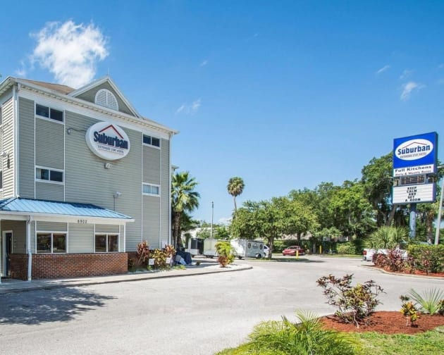Suburban Extended Stay Hotel Airport Hotel 1
