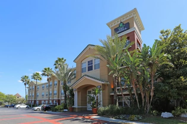 Extended Stay America - Tampa - Airport - N. West Shore Blvd Hotel 1
