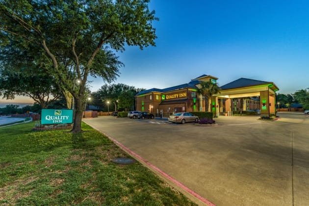 Hotel Quality Inn West Plano - Dallas 1