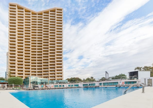 Sandos Benidorm Suites - All Inclusive Hotel 1