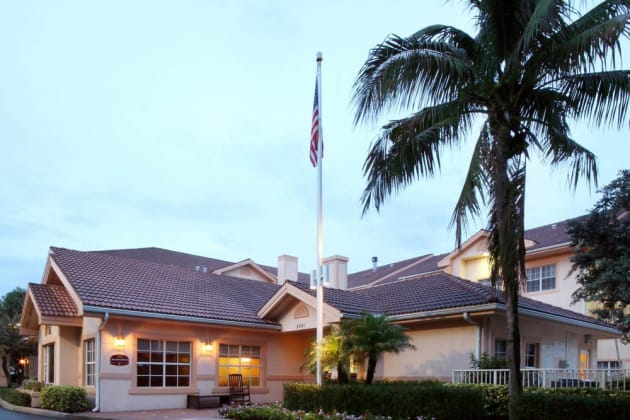 Hotel Residence Inn By Marriott West Palm Beach 1