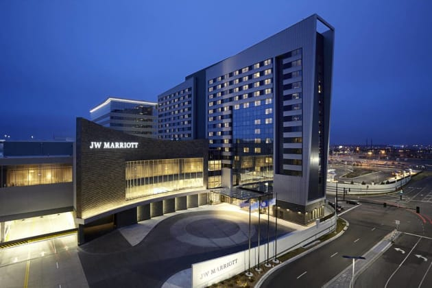 Hotel JW Marriott Minneapolis Mall of America 1
