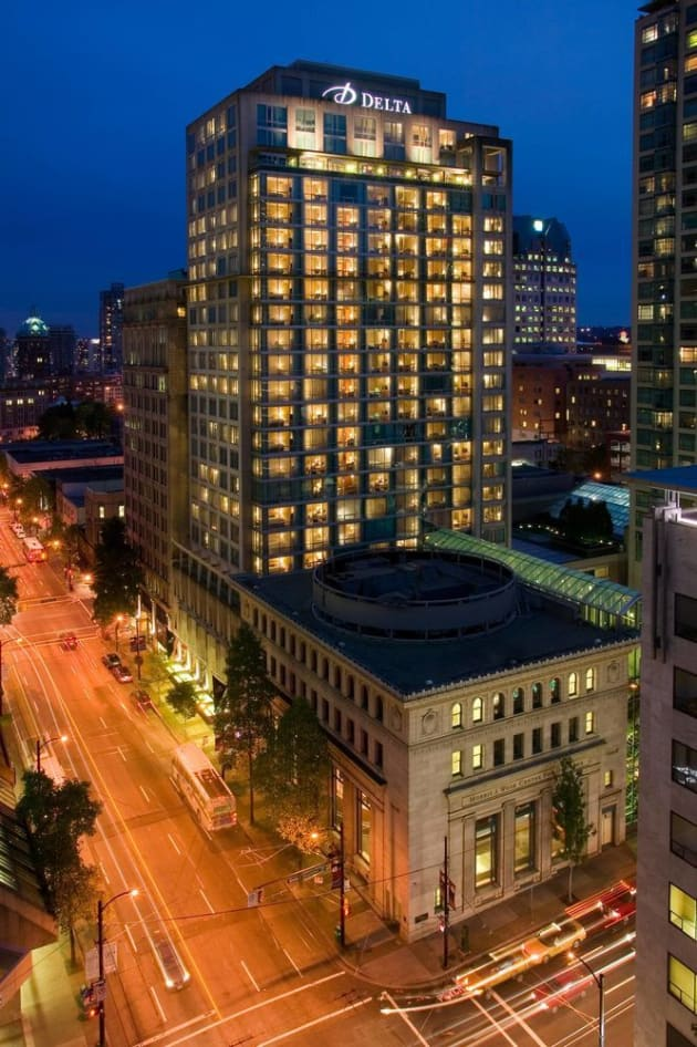 Hotel Delta Hotels by Marriott Vancouver Downtown Suites 1