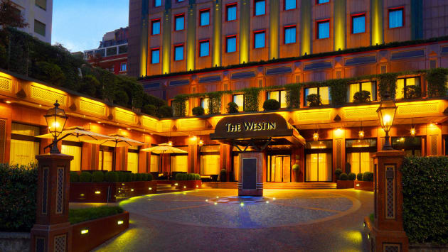 The Westin Palace Milan Hotel 1