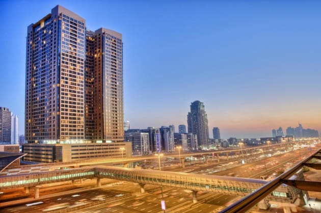 Appart''hôtel Mercure Dubai Barsha Heights Hotel Suites ...