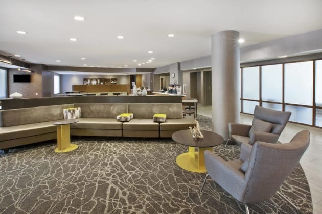 Hotel SpringHill Suites Minneapolis-St. Paul Airport/Eagan thumb-2