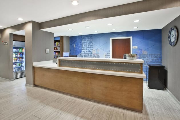 Hotel SpringHill Suites Minneapolis-St. Paul Airport/Eagan thumb-3