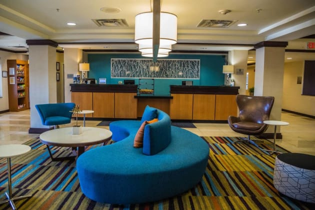 Hotel Fairfield Inn & Suites by Marriott Morgantown thumb-2
