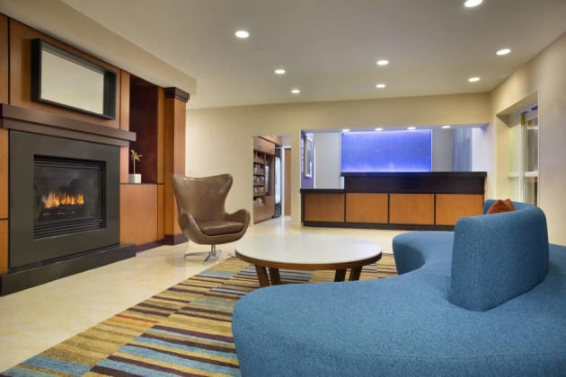 Hotel Fairfield Inn & Suites Dallas Plano thumb-4