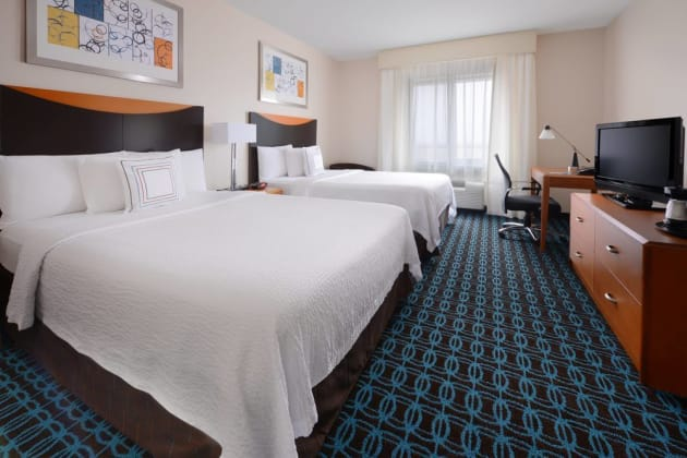 Fairfield Inn & Suites by Marriott Dallas Plano/The Colony Hotel thumb-4
