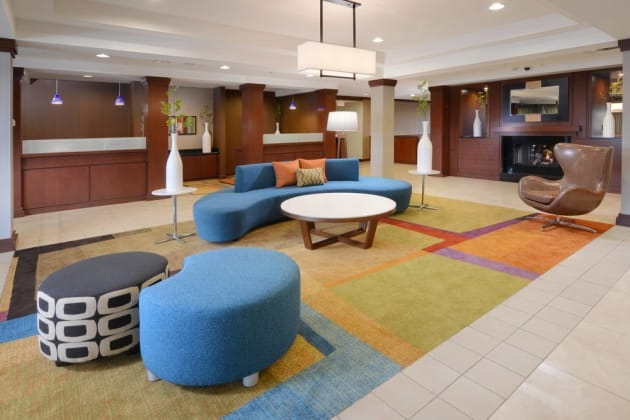 Fairfield Inn & Suites by Marriott Dallas Plano/The Colony Hotel thumb-3
