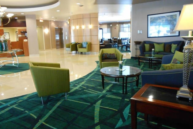 Hotel Springhill Suites by Marriott Morgantown thumb-3