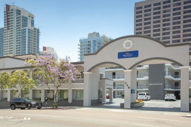 Motel Baymont By Wyndham San Diego Downtown 1