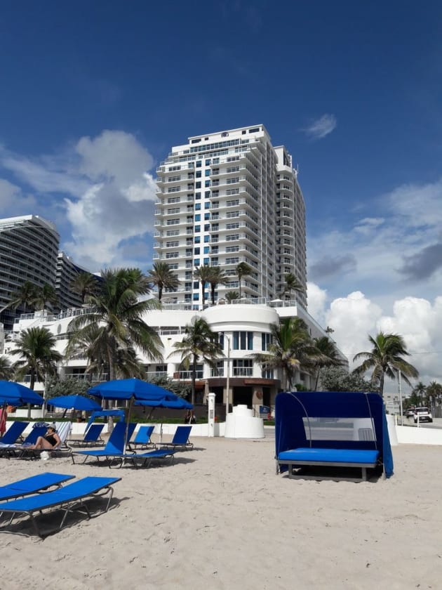 Private Residence at the Fort Lauderdale Beach Resort Hotel 1