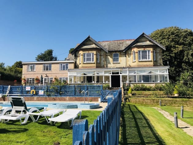 Luccombe Manor Country House Hotel 1