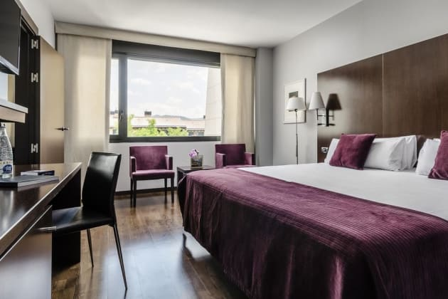 Hotel eurostars reina felicia jaca desde 48 rumbo - Hotel reina felicia ...