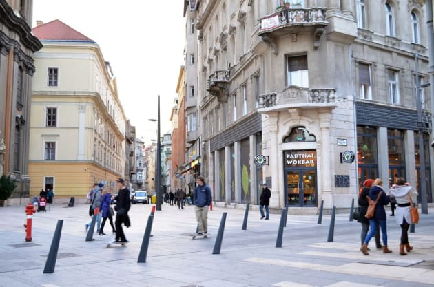 CENTRAL APARTMENTS BUDAPEST Hotel (Budapest) from £57 ...